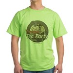 Tampa Tax Day Tea Party Green T-Shirt