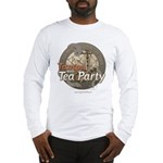 Tampa Tax Day Tea Party Long Sleeve T-Shirt