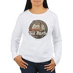Tampa Tax Day Tea Party Women's Long Sleeve T-Shir