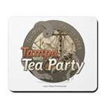 Tampa Tax Day Tea Party Mousepad