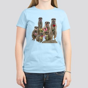Meerkat Women's Light T-Shirt