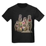 Meerkat Kids Dark T-Shirt