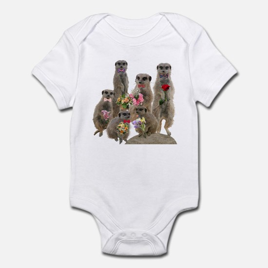 Meerkat Infant Bodysuit