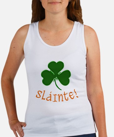 Slainte Women's Tank Top