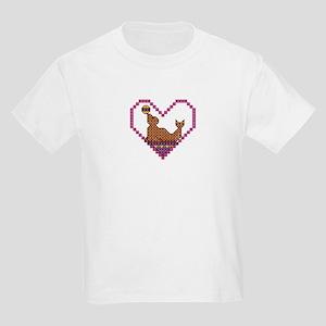 Circus Seal Kids Light T-Shirt