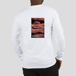 Escalante River, Utah Long Sleeve T-Shirt