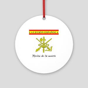 Spanish Legion Ornament (Round)