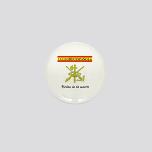 Spanish Legion Mini Button