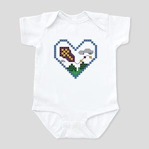 High Flying Kite Infant Bodysuit