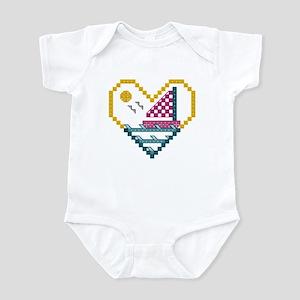 Sailboat Infant Bodysuit