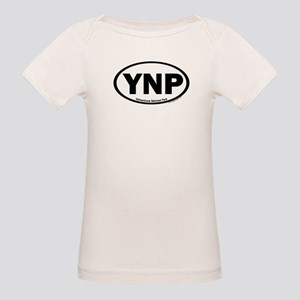 Yellowstone National Park Organic Baby T-Shirt
