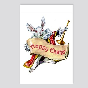 Happy Easter from The Easter Bunny Postcards (Pack