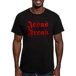 Jesus Freak Christian Men's Fitted T-Shirt (dark)