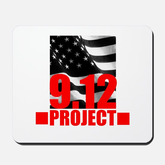"""""""The 9.12 Project"""" Mousepad"""