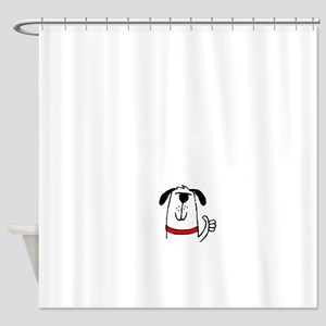 Be The Person Shower Curtain