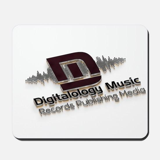 Digitalology Music Mousepad