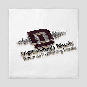 Digitalology Music Queen Duvet