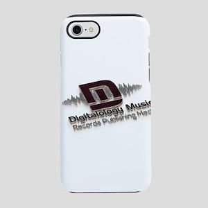 Digitalology Music iPhone 7 Tough Case