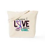 Needs A Cure 2 THYROID DISEASE Tote Bag