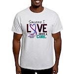 Needs A Cure 2 THYROID DISEASE Light T-Shirt