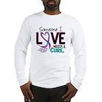 Needs A Cure 2 THYROID DISEASE Long Sleeve T-Shirt