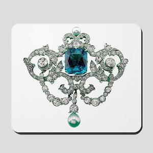Royal Jewels Mousepad