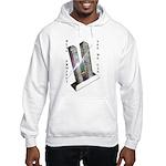 Men's DLTS, Hooded Sweatshirt