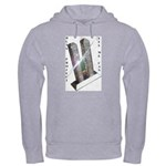 Men's DLTS, Hooded Sweatshirt