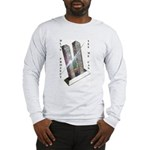 Men's DLTS, Long Sleeve T-Shirt