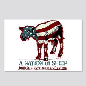 A Nation of Sheep Postcards (Package of 8)