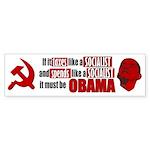 It must be Obama Bumper Sticker (50 pk)