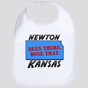 newton kansas - been there, done that Bib