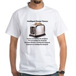 ID Toaster White T-Shirt