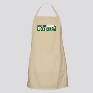 Haylee (lucky charm) BBQ Apron