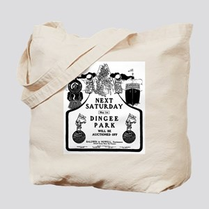 04/27/1909: Dingee Park Tote Bag