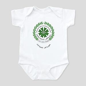 Comoros Coat of Arms Infant Bodysuit