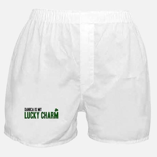 Danica (lucky charm) Boxer Shorts