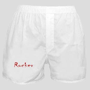 Rocker Boxer Shorts