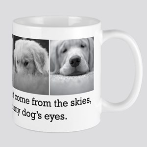 My Dog's Eyes Mug