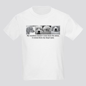 My Dog's Eyes Kids Light T-Shirt