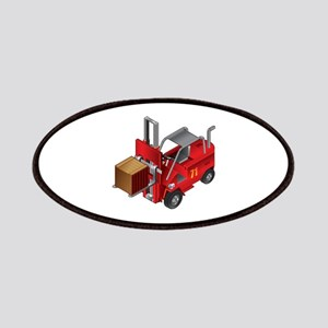 Forklift Truck Patch