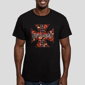 Notary Men's Fitted T-Shirt (dark)