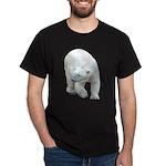 Polar Bear Black T-Shirt