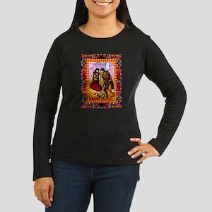 Vintage Jarabe Tapatio Loteri Women's Long Sleeve
