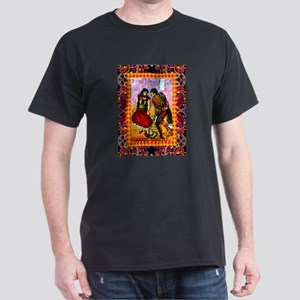 Vintage Jarabe Tapatio Loteri Dark T-Shirt