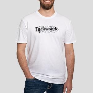 Taekwondo Fitted T-Shirt