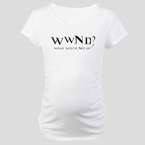 WWND? Neo Maternity T-Shirt