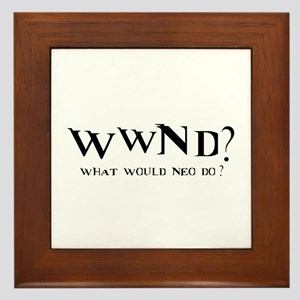 WWND? Neo Framed Tile
