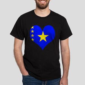 I Love Congo Dark T-Shirt