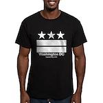 Washington DC Capital City US Men's Fitted T-Shirt